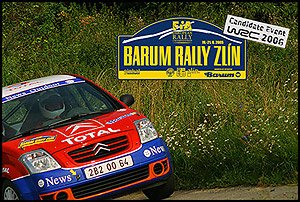 35. Barum Rally Zlín