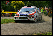 35. Barum Rally Zlín: 36