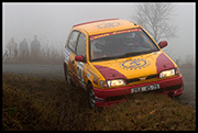 V. IC WEST historic Podbrdská rallye: 12