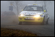 V. IC WEST historic Podbrdská rallye: 14