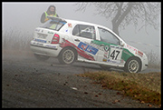 V. IC WEST historic Podbrdská rallye: 16