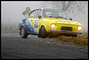 V. IC WEST historic Podbrdská rallye: 19