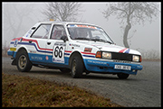 V. IC WEST historic Podbrdská rallye: 20