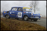 V. IC WEST historic Podbrdská rallye: 23