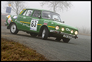 V. IC WEST historic Podbrdská rallye: 25