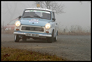 V. IC WEST historic Podbrdská rallye: 26