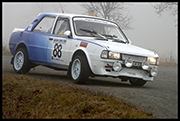 V. IC WEST historic Podbrdská rallye: 27