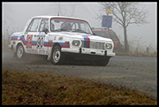 V. IC WEST historic Podbrdská rallye: 28