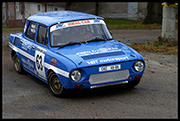 V. IC WEST historic Podbrdská rallye: 67
