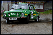 V. IC WEST historic Podbrdská rallye: 71