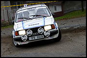 V. IC WEST historic Podbrdská rallye: 72